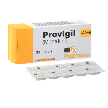 Buy Provigil 200mg Modafinil online without prescription or no rx in discounted cheap price from our online pharmacy